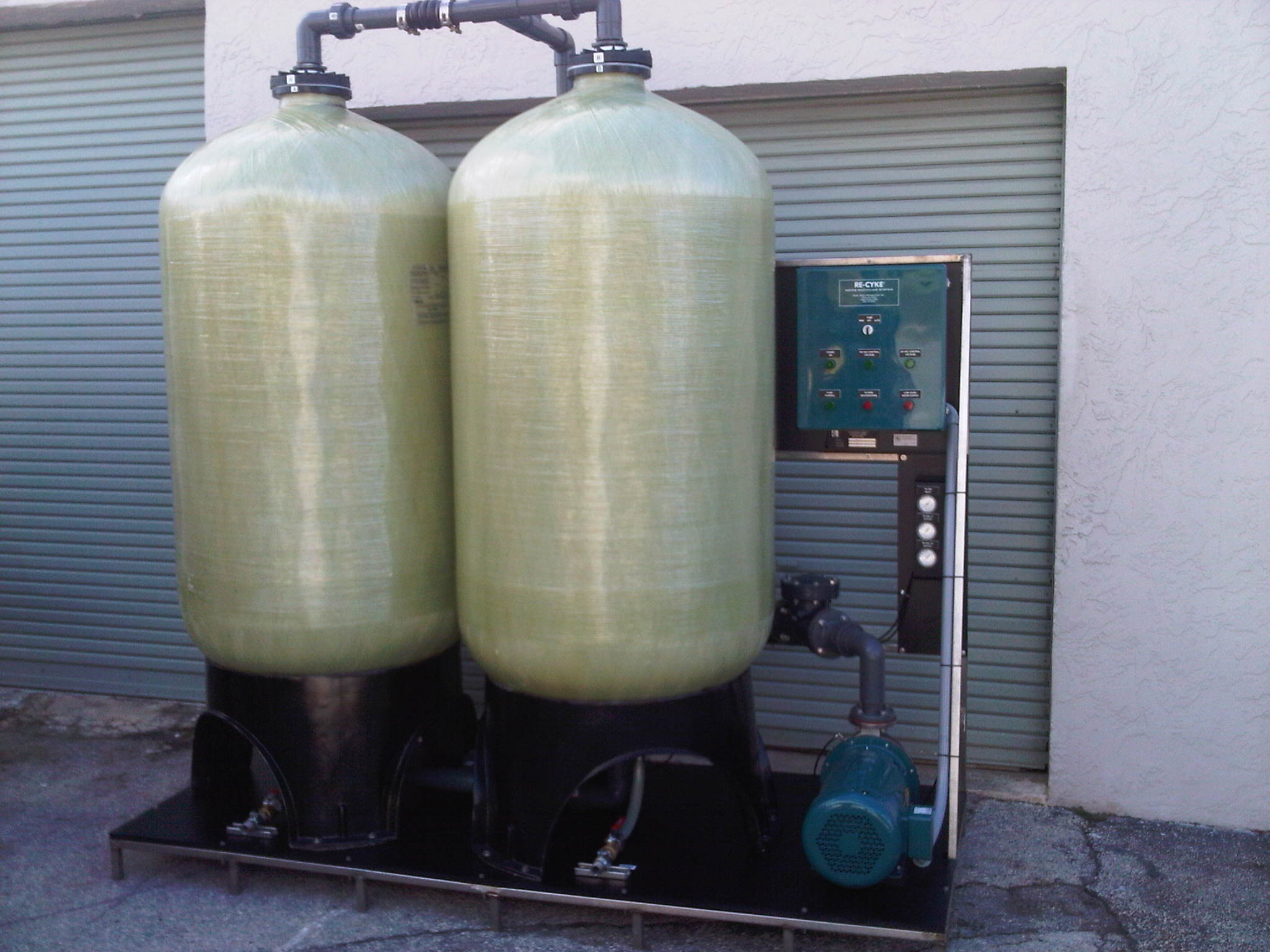 Waste Water Design Inc - filtration