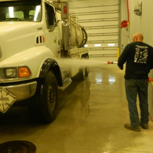 Waste Water Design Inc - demucking