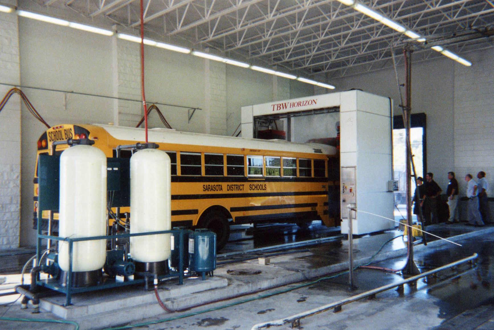 Waste Water Design Inc - bus wash
