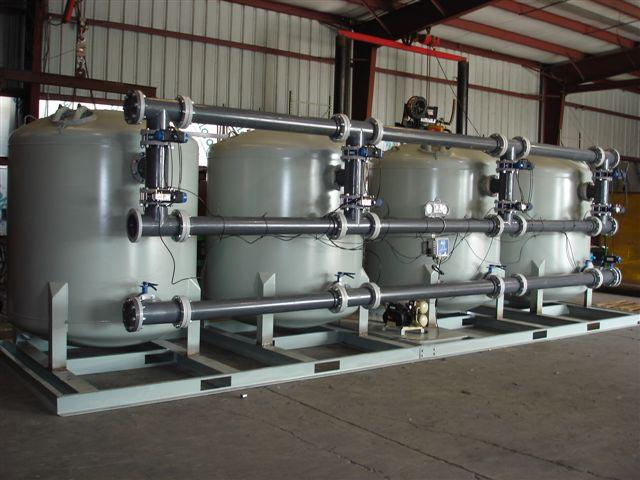 Waste Water Design Inc - sand filters