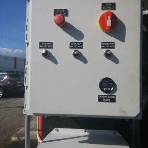 Waste Water Design Inc - custom Panel