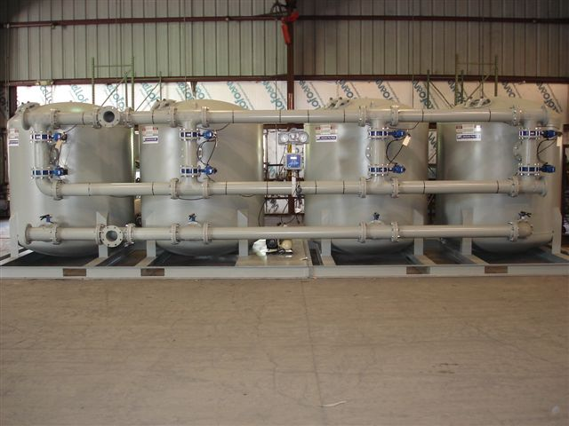 Waste Water Design Inc - Sand Filtration system