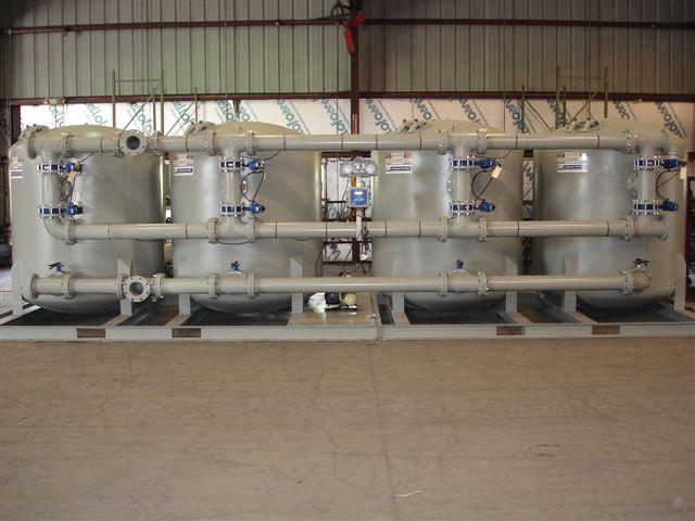 Waste Water Design Inc - Sand Filtration system